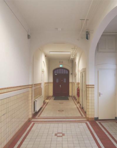 Binnen de Bouwbesluittoets door PH Bouwadvies is binnen het ventilatie-advies rekening gehouden met monumentale elementen