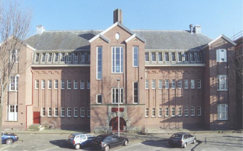 Bouwbesluittoets Transformatie Schippersschool naar appartementen aan de Grondherenstraat te Rotterdam door PH Bouwadvies